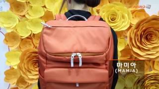 [영상] 포브, 매직홀포켓 적용한 기저귀 가방 '…