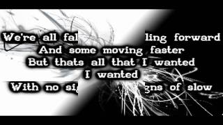 Avenged Sevenfold - Until The End Lyrics