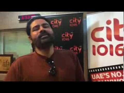 Shafqat Amanat Ali & Harshdeep Kaur in the City 1016 Studio