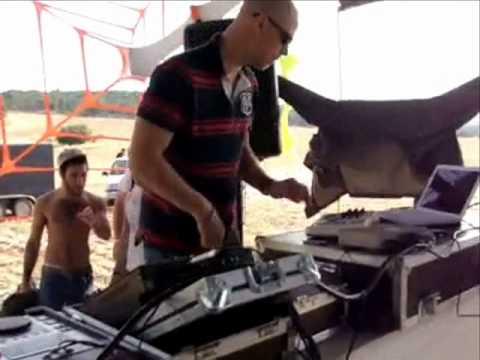 Vibrasphere Live Israel 2010