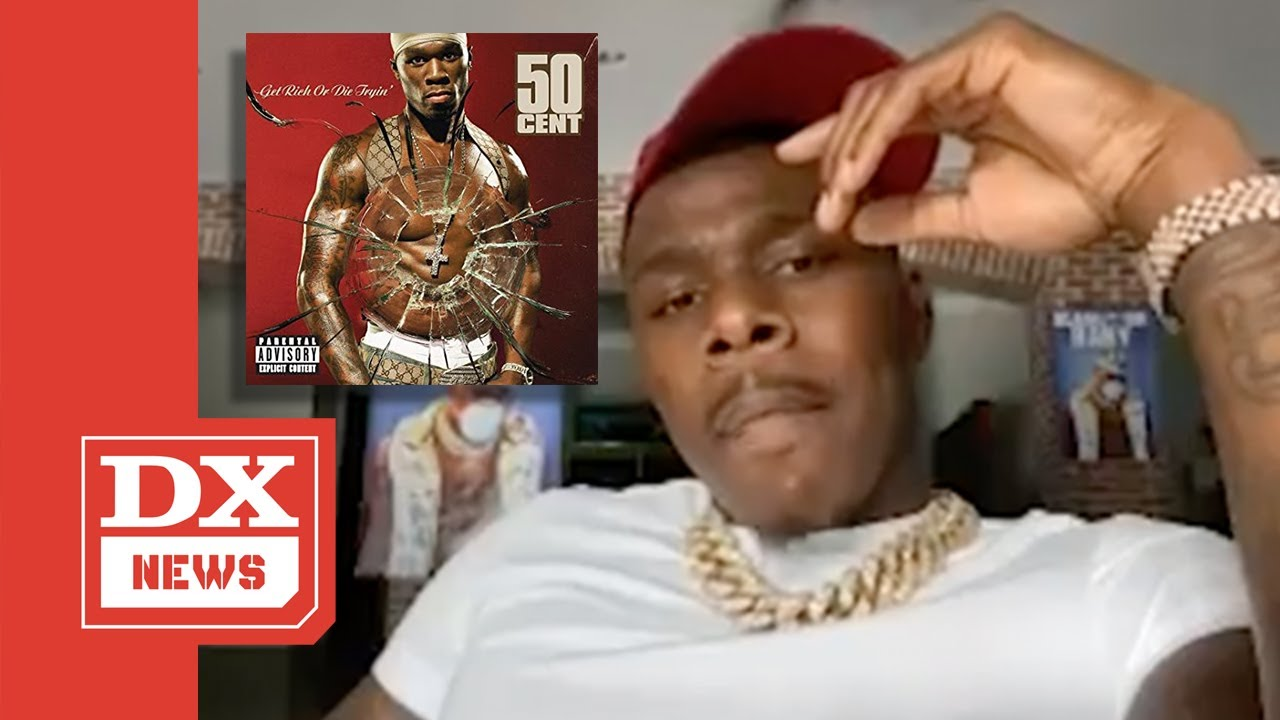 DaBaby Discusses Studying 50 Cent & Rap's 2020 MVP Race