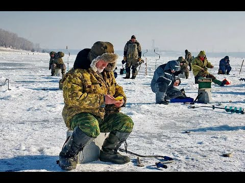Все секреты деда по ловле окуня зимой! Реально помогают!