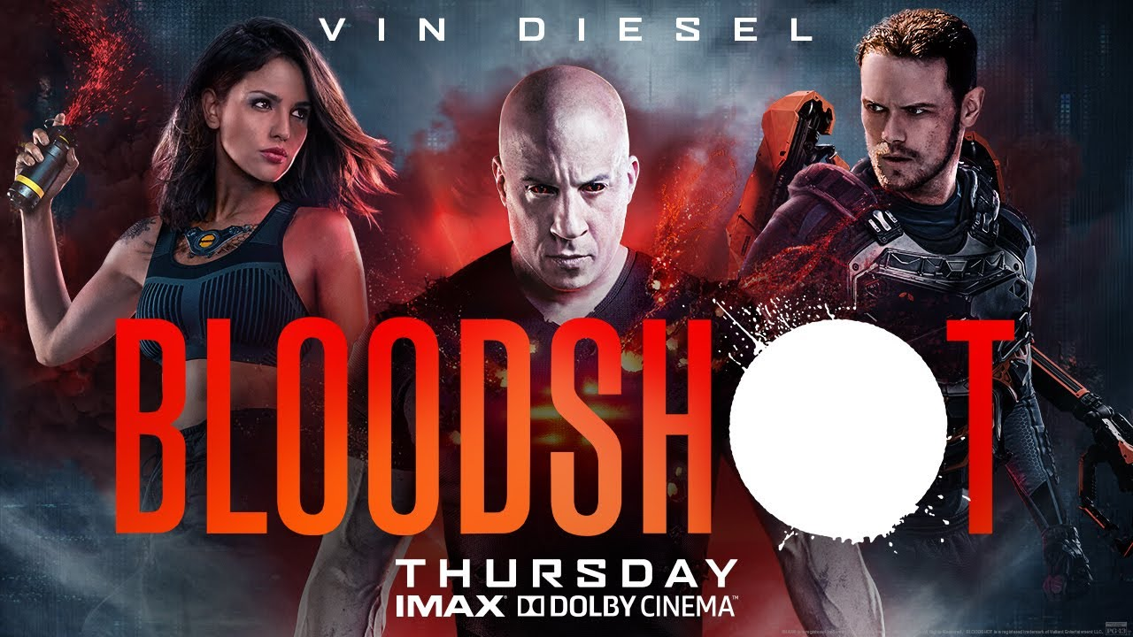 BLOODSHOT - In Theaters Thursday