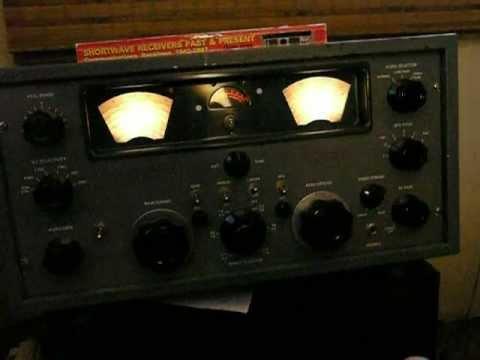 GPR-90 / R-840-URR Receiver ( Technical Materiel Corp. )  BBC Broadcast