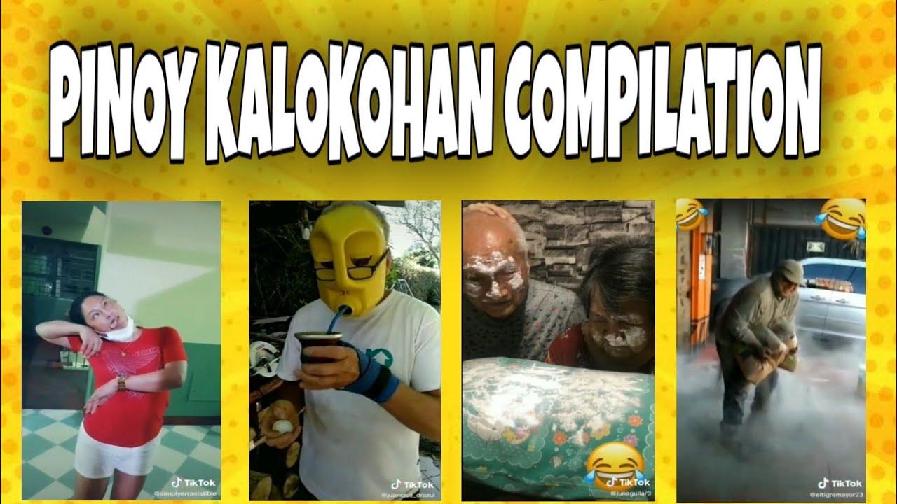 Mga kalokohan ng pinoy 2020 #01    try not to laugh