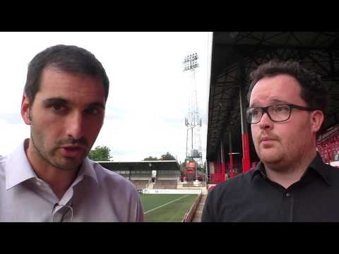 Tim Spiers and Nathan Judah discuss Dave Edwards