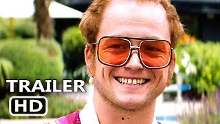 ROCKETMAN Trailer # 3 (NEW 2019) Taron Egerton, Elton John Biopic Movie HD