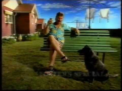 Fosters Special Lager commercial (1993) - Featuring Ian Botham