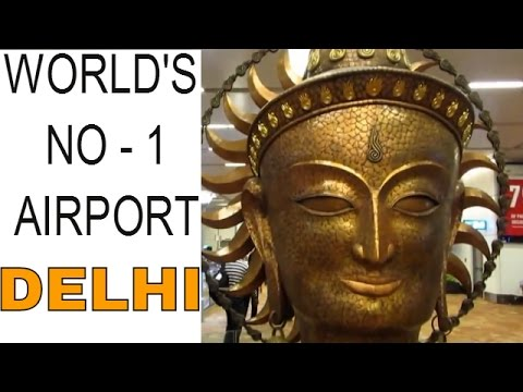 Why Delhi's Airport is No. 1 {{DOCUMENTARY}}