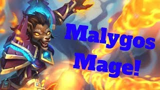 Malygos Mage! Luna