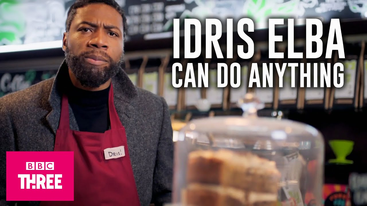 Download Idris Elba Can Do Anything | Famalam Series 3 On iPlayer Now