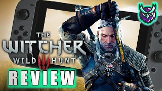 Witcher 3: Wild Hunt Switch Review - The Port You Were Hoping For? (Video Game Video Review)
