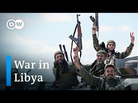 War in Libya: Battle for Tripoli escalates | DW News
