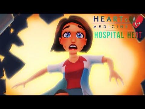 Hearts Medicine - Hospital Heat Прохождение