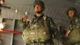 Brigada de Paraquedistas (Força Comandos 2009).