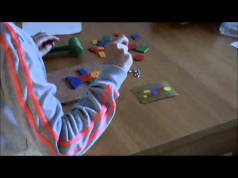 Games to improve fine motor, motor planning and visual perception