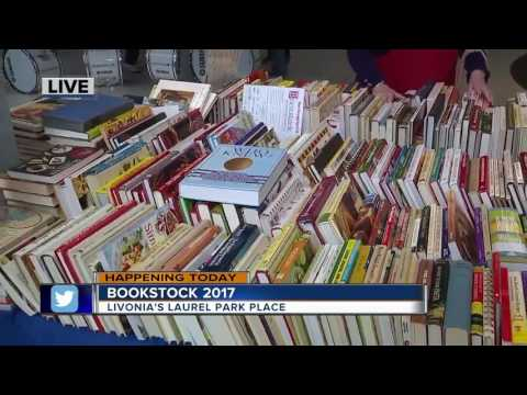 Bookstock Returns to Laurel Park Place