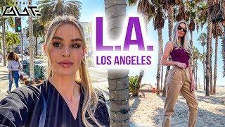Ich fliege nach L.A. | coolste Business Klasse | Rodeo Drive