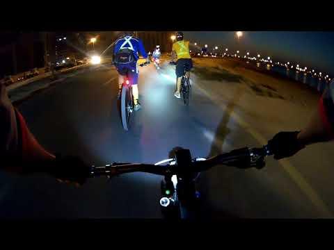 SJCAM SJ5000 Wifi Bike Vlog #7 Looping in Qasba, Sharjah UAE 1080p 30fps