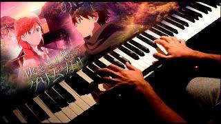 Hai to gensou no grimgar 灰と幻想のグリムガル - Seeds - Ep 2 Insert song (Piano Cover + SHEETS) [full ver.]