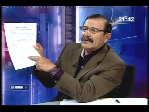 Miguel hidalgo ex director de la dirandro y ex ministro for Ex ministro del interior