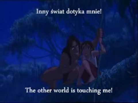 Tarzan - Strangers like me(Polish)