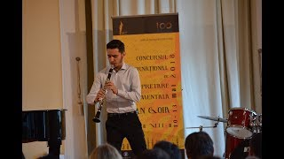 """Ioan Goia"" International Music Competition, Iasi 2018 May 10-13"