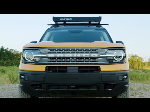 Have you seen the new Ford Bronco?
