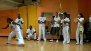 indio capoeira