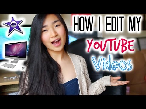 Download Youtube: How I Edit My Youtube Videos ( How to move overlays in iMovie, multiple overlays, and more )
