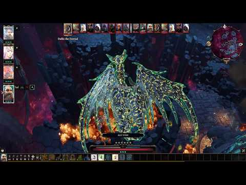 Divinity Original sin 2 [Final Ending] Gameplay 1080p [ifans Sacrifice For Love] Sebile The Devine