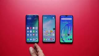 Vivo V17 vs Realme X2 vs Xiaomi Redmi K20: Full comparison, Camera and Benchmark Comparison