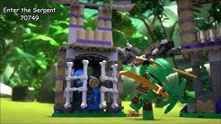 LEGO Ninjago - Ninjago 2015 Sets Videos Wave 1 HD