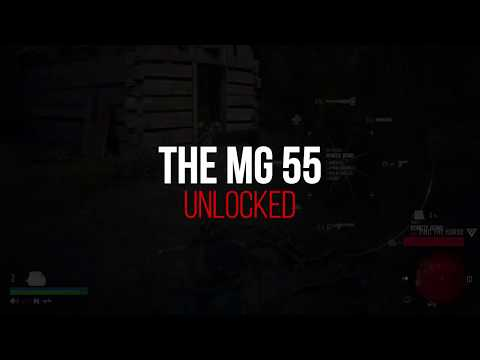 Days Gone | MG 55 with MAG Upgrade Unlocked 1