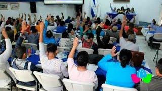 Consejo municipal de Managua destaca modelo de prevención y protección ante el coronavirus