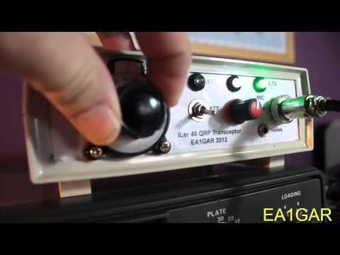#Radio probando el iLer-40 después de un largo tiempo...