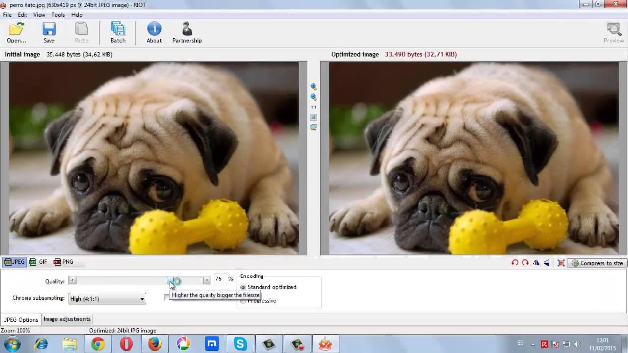 Programa para mejorar definicion de fotos 6
