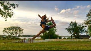 Doing gymnastics and dance!!!💖
