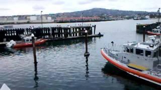 Coast Guard Command Center-LA/LB