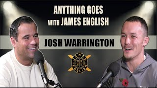world champion boxer Josh Warrington tells his story