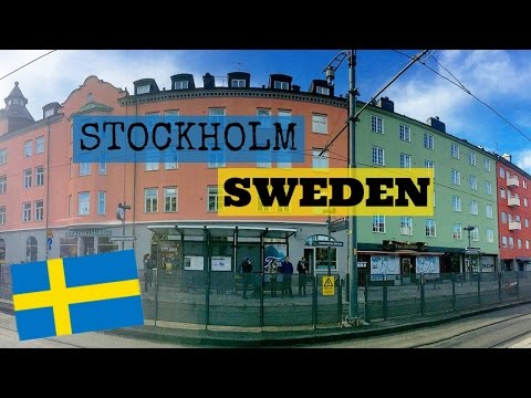 STOCKHOLM, SWEDEN || Xai and Jord