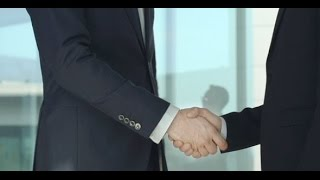 Business Etiquette | Stock Footage