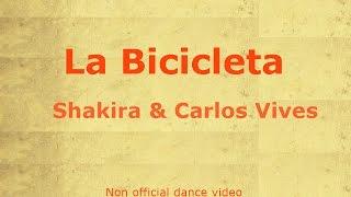 La bicicleta - Carlos Vives ft. Shakira. Non official salsa dance video.