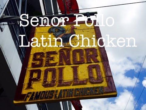 Senor Pollo Famous Latin Chicken Ebro Street Makati by HourPhilippines.com