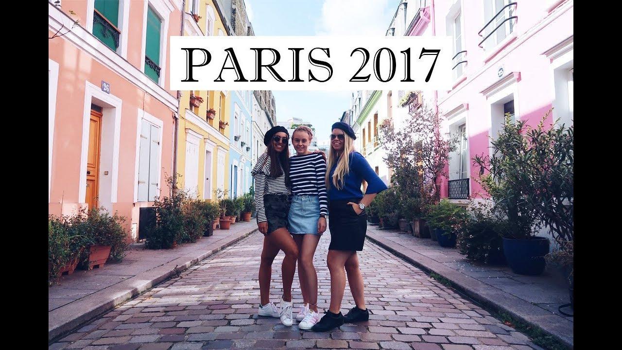 La Ville De L Amour Paris 2017 Youtube
