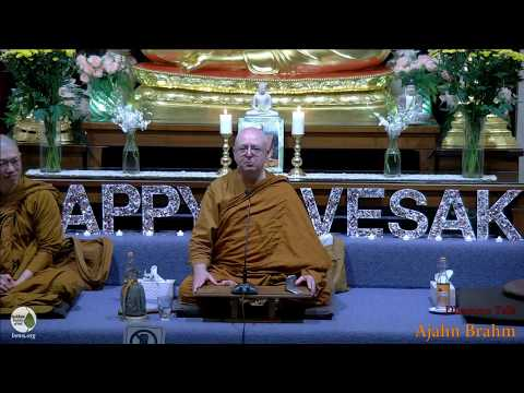 Learn to Not Blame Yourself | Ajahn Brahm | 25 May 2018 Mp3