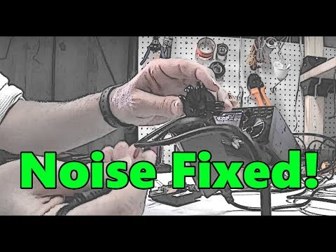 Ham Radio RF Laptop Computer Interference FIX!!! No more EMI NOISE