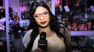top actress iyabo ojo opens 2nd beauty parlour in lagos