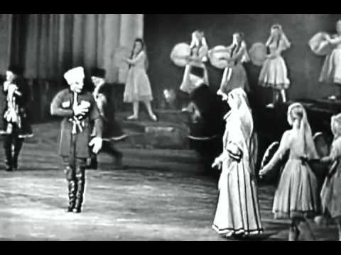Армянская Лезгинка (Арам Хачатурян) Гаянэ