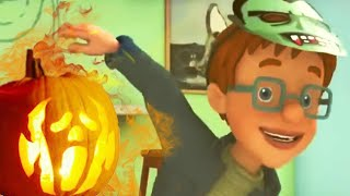 🎃 The Halloween Pumpkin Dance 🎃Fireman Sam US | Halloween Rescue Compilation 🔥Kids Movie